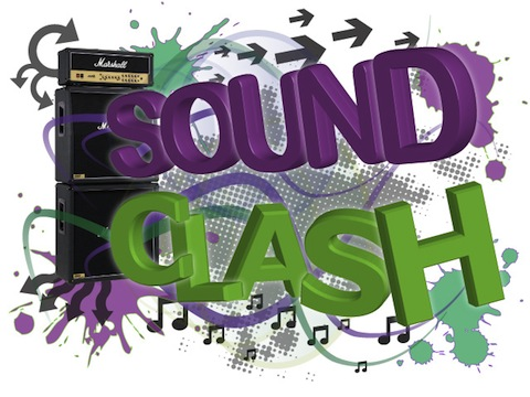 Sound Clash Live Music Event