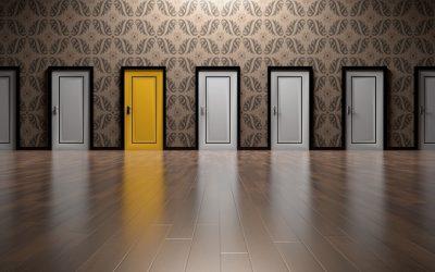 One door closes…