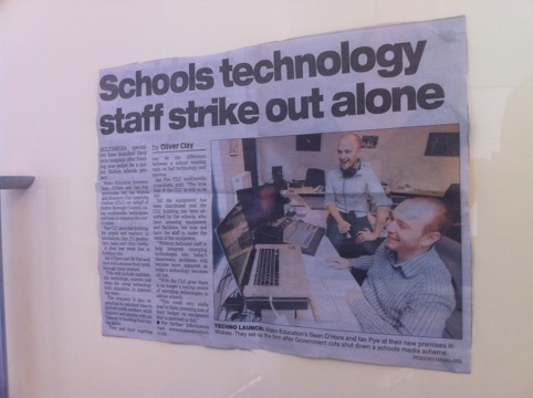 Read All About I.T.