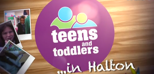 Teens & Toddlers in Halton Video
