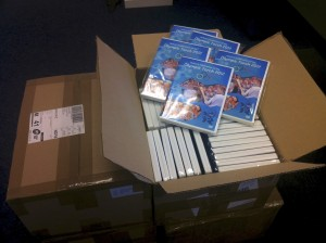 Halton's Olympic Torch DVD finally here!