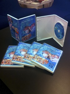 The Official Olympic Torch DVD For Halton