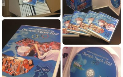 Halton's Olympic Torch Celebration DVD