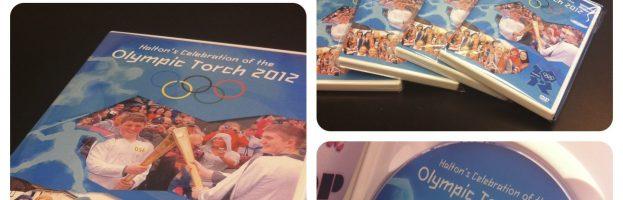 Halton's Olympic Torch Celebration DVD