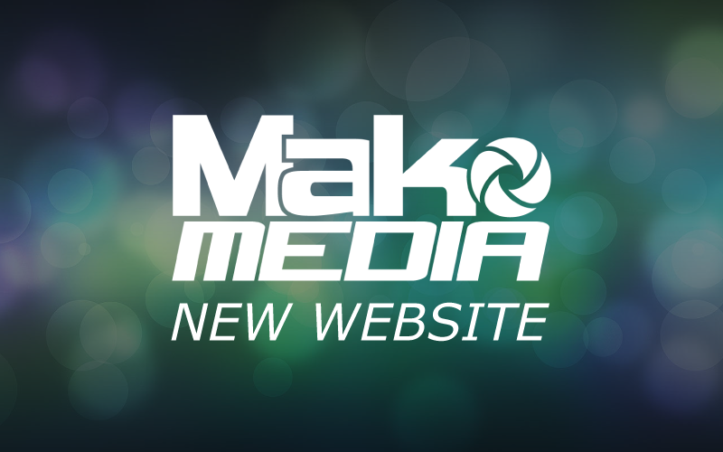 All New MakoMedia Website
