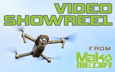 MakoMedia's new Video Production Showreel